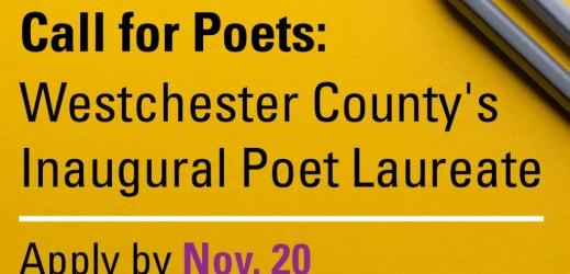 Westchester County's Inaugural Poet Laureate_Social Media