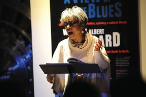 Ruby Dee at Liberty Reading event at ArtsWestchester